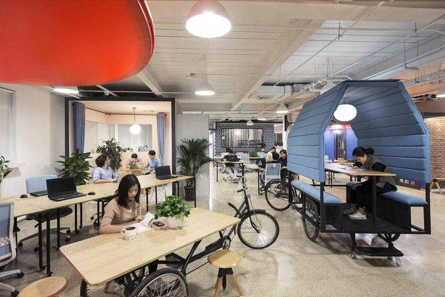 3- House Parts Office, Beijing by PAO