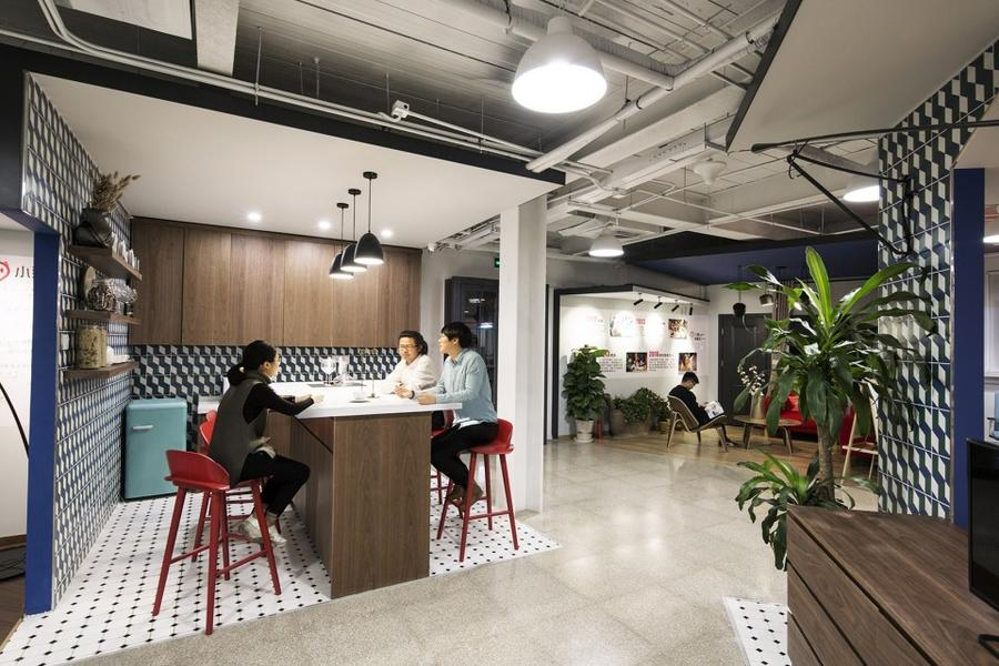 17- House Parts Office, Beijing by PAO