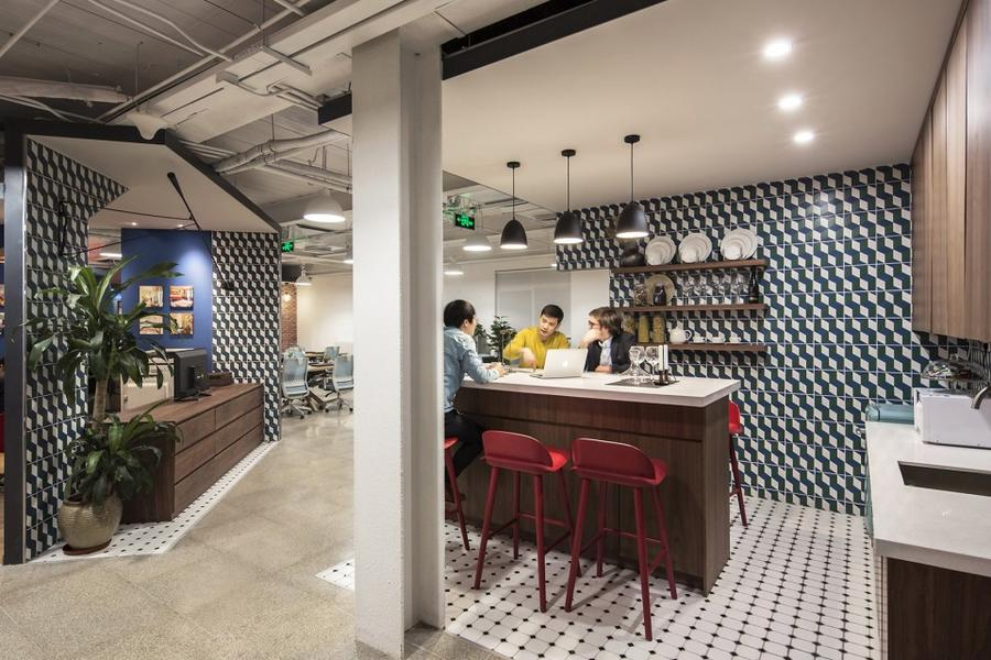 2- House Parts Office, Beijing by PAO