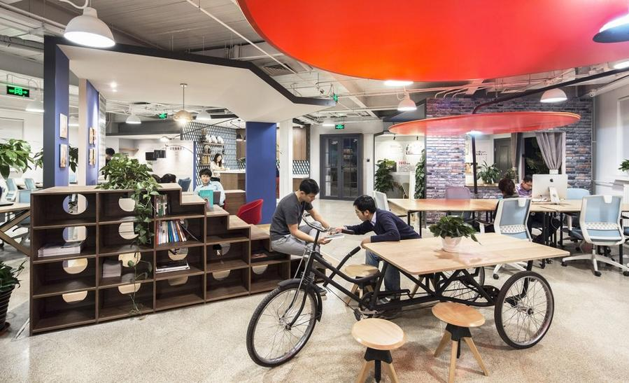 10- House Parts Office, Beijing by PAO
