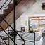 建筑大师柯布西耶的简洁带活泼的色彩理论 化作了这套伦敦公寓室内设计