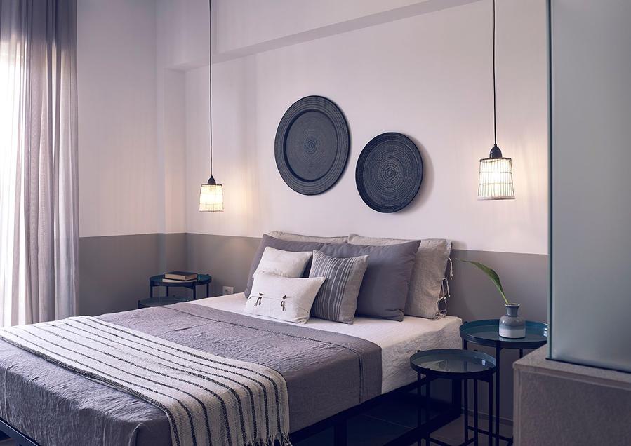 这间希腊酒店呈现出了当地的民俗特色与淳朴民风